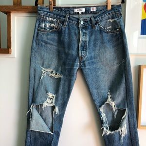 Re/Done Levi's Jeans